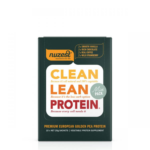 Nuzest: Clean Lean Protein - Mixed Box