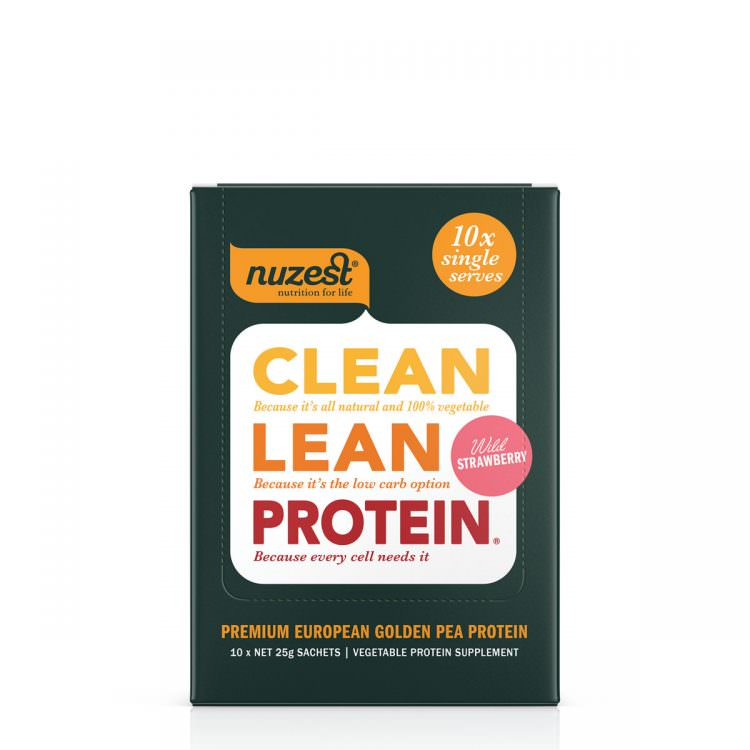 Nuzest: Clean Lean Protein - Wild Strawberry