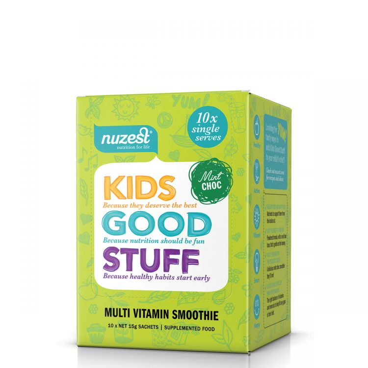 Nuzest: Kids Good Stuff - Mint Choc