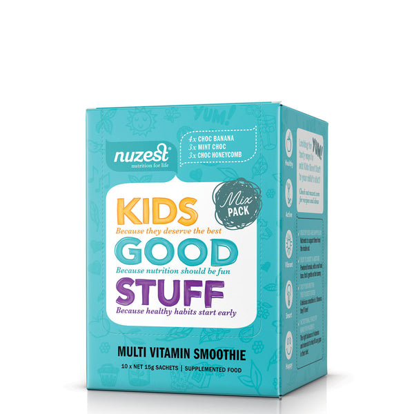 Nuzest: Kids Good Stuff - Mixed Box