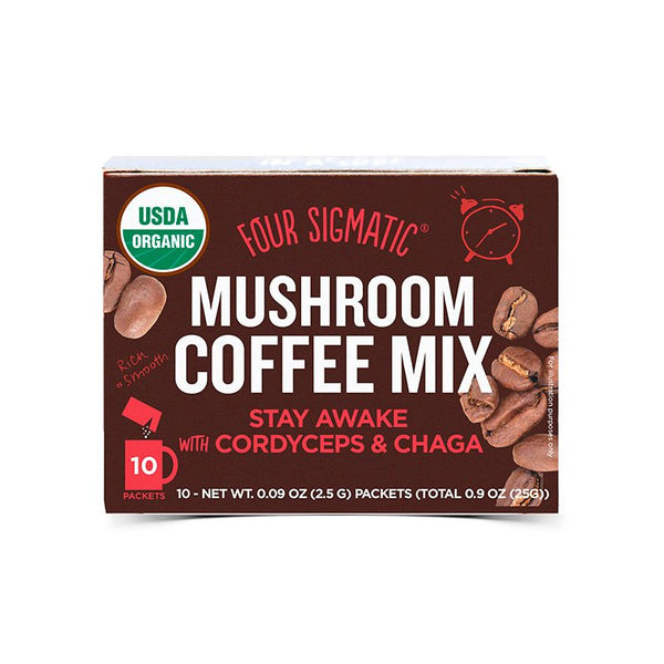 Four Sigmatic: Mushroom Coffee