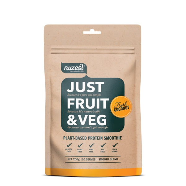 Nuzest: Just Fruit & Veg - Fresh Coconut