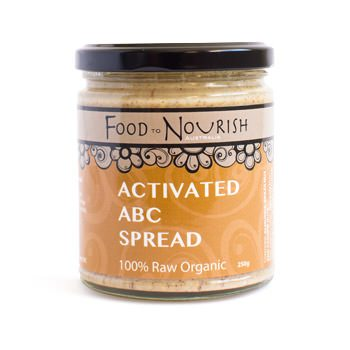 Food To Nourish: Nut Butter - Activated ABC