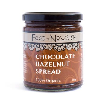 Food To Nourish: Nut Butter - Chocolate Hazelnut