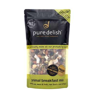Pure Delish: Primal Breakfast Mix
