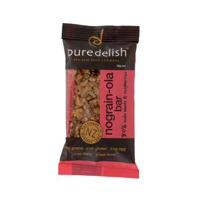Pure Delish: Nograin-Ola Bar (box of 18)