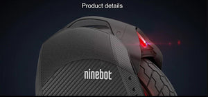 Ninebot One Z10 Self-Balance Cycle