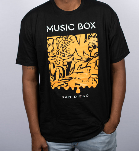 Hip-Hop Men's T-Shirt