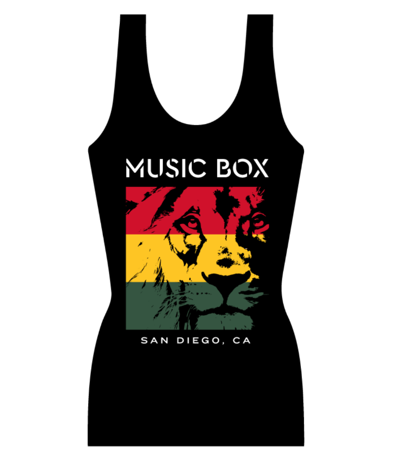 Reggae Women's Tank Top