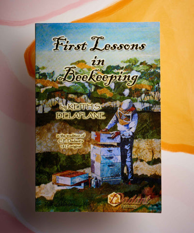 First Lessons in Beekeeping Book
