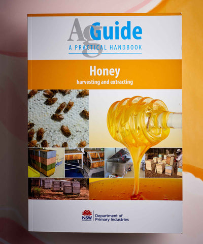 Honey Harvesting and Extraction Book