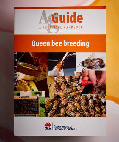 Queen Bee Breeding Book