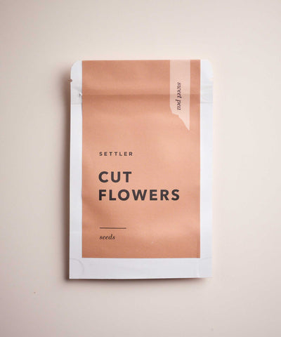 Settler Cut Flowers Seeds