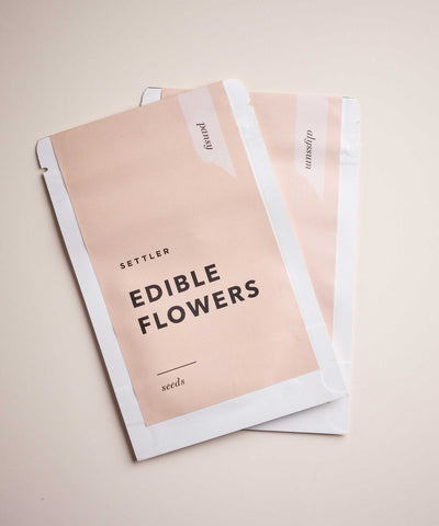 Settler Edible Flowers Seeds