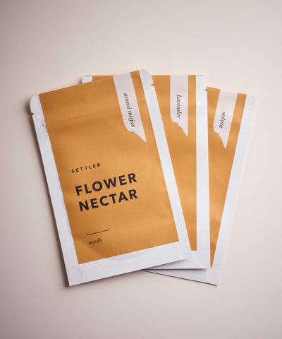 Settler Flower Nectar Seeds