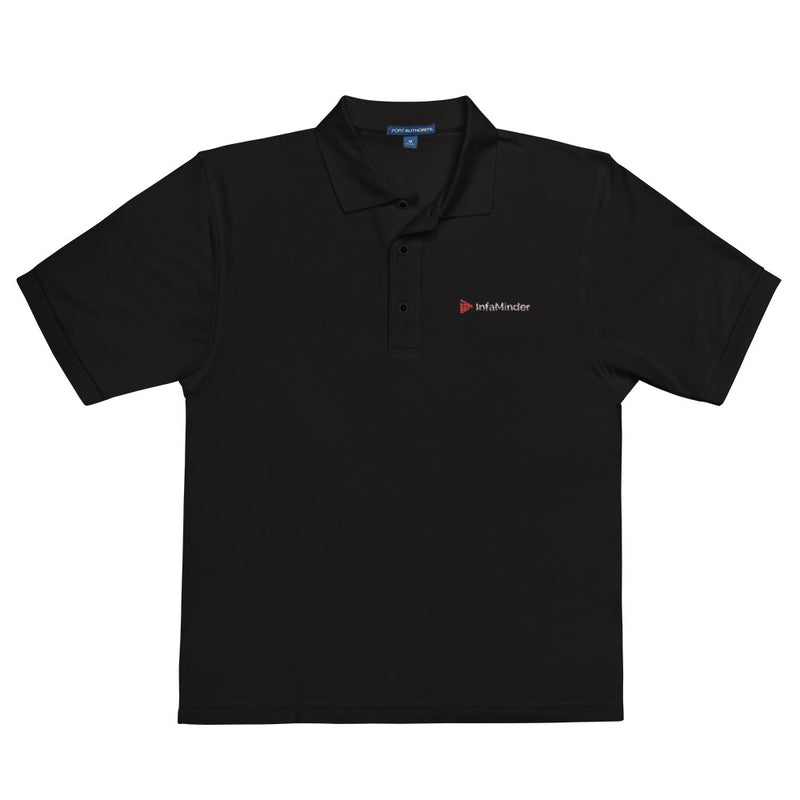 InfaMinder Men's Polo Shirt