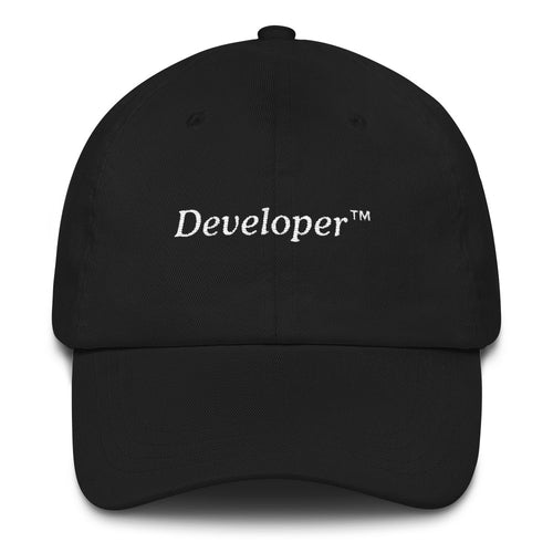 Developer TM Dad Hat