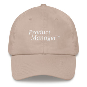 Product Manager TM Dad Hat