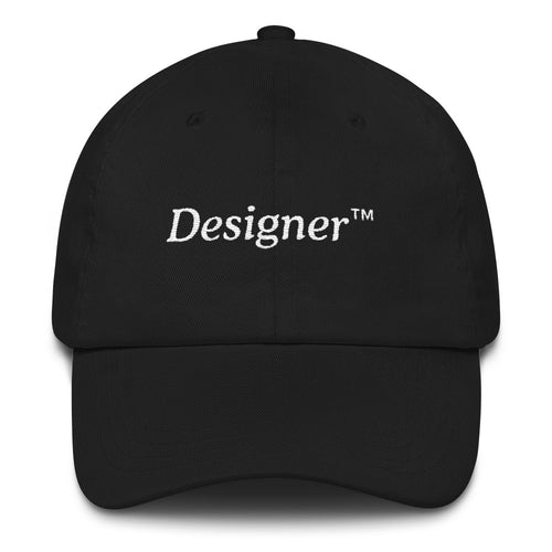 Designer TM Dad Hat