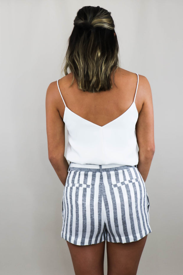 IRO Lula Short back view
