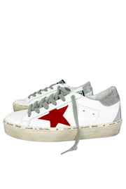 Hi Star Wh/Red/Silver