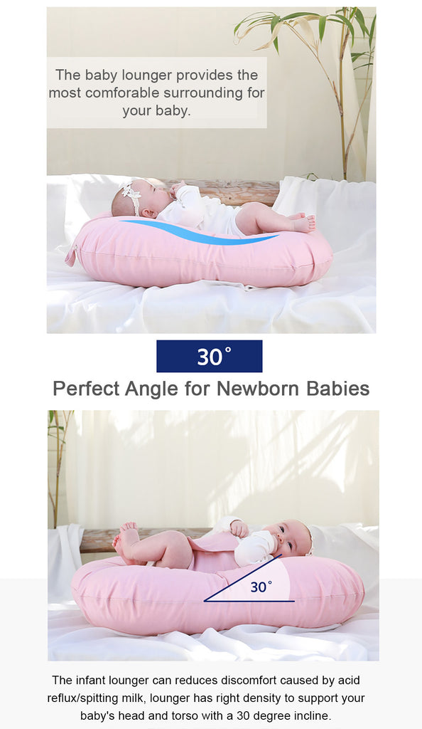 Baby Lounger perfect angle
