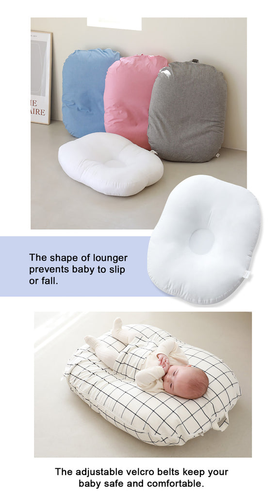 Baby Lounger shape