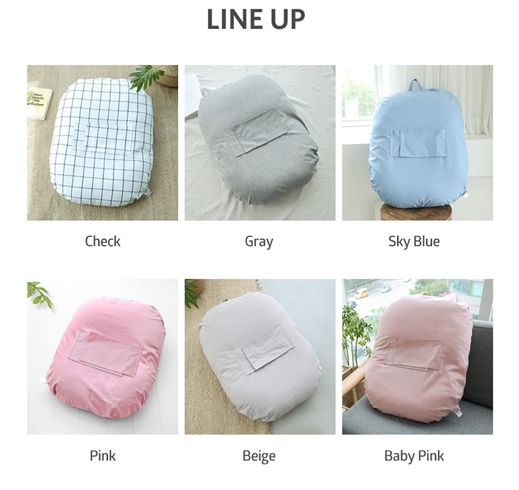 Baby Lounger color line up
