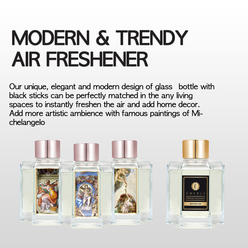 modern and trendy air freshener diffuser room