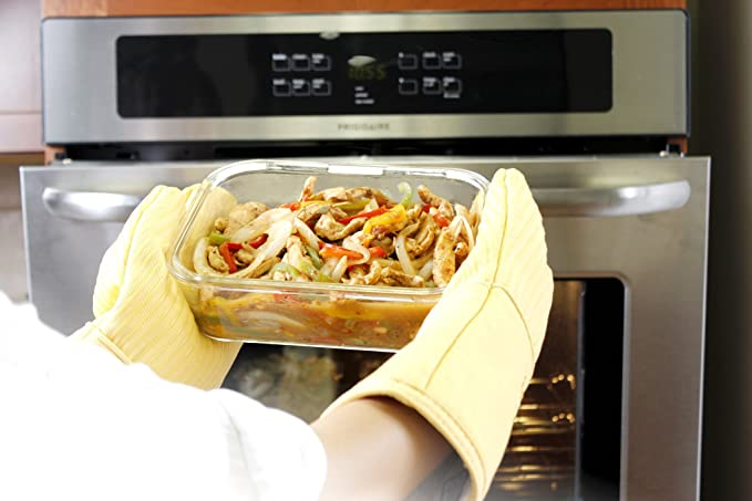 dishwasher free oven free glass food container storage