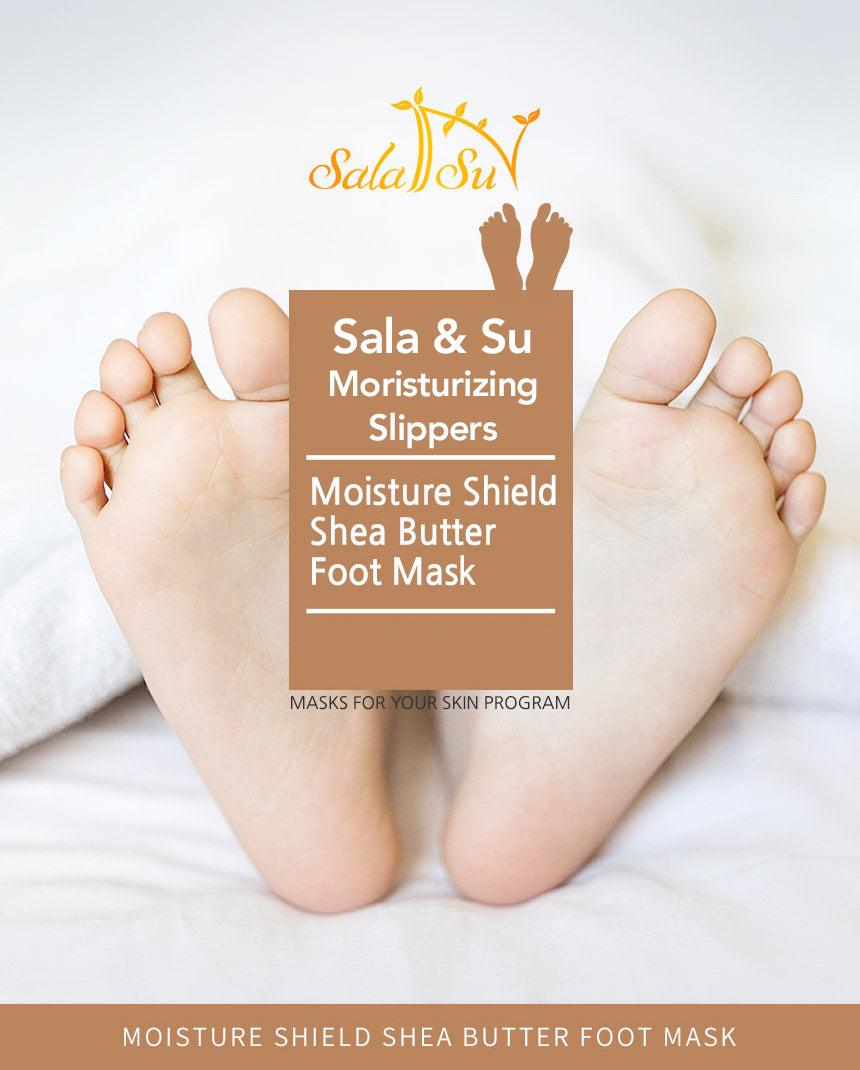 Sala&Su Foot Mask Product Description 1