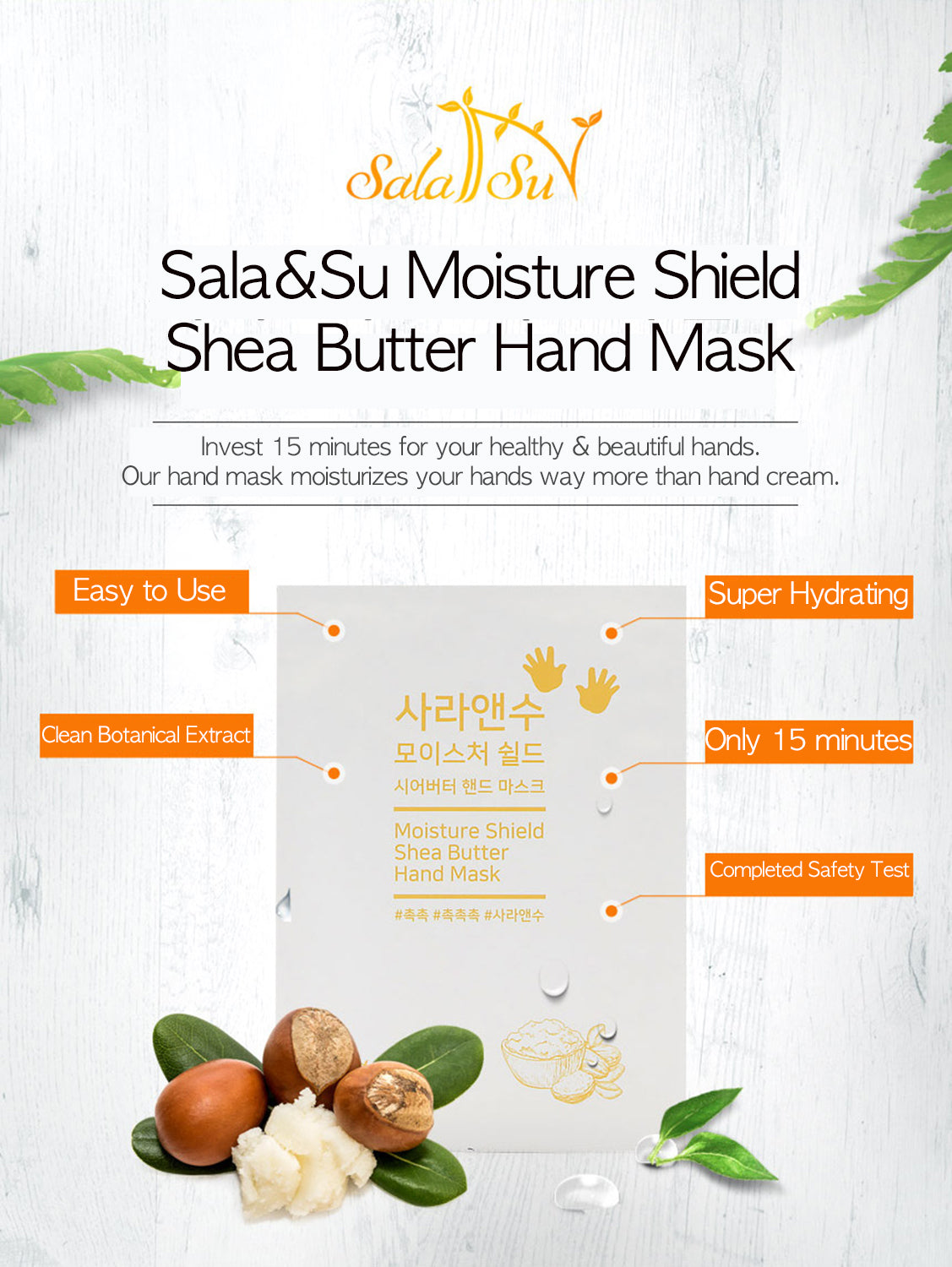 Sala&Su Hand Mask Product Description 2