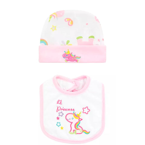 Princess Baby Clothing Set (Set of 10)