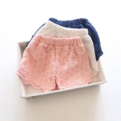 Camil Embroidery Shorts