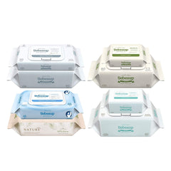 Essential Baby Wipes Bundle Set A (418 Count, 8 Pack)