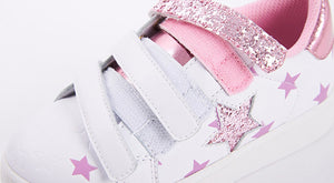 Star Velcro Sneakers