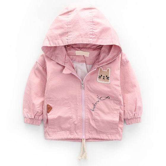 Jeje Windbreaker Jacket