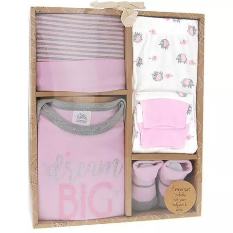 Dream Big Baby Clothing Set