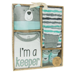 I'm a Keeper Baby Clothing Set