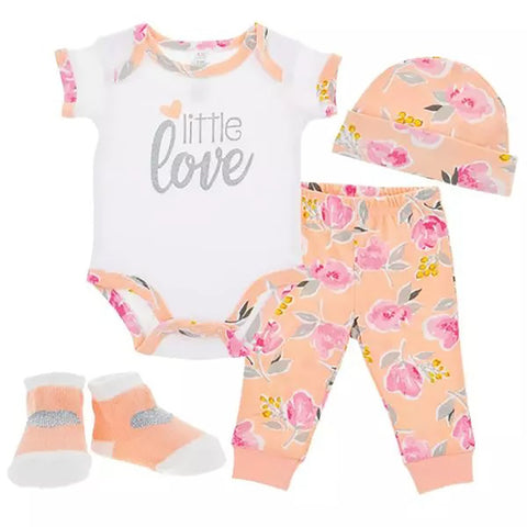 Little Love Baby Clothing Set