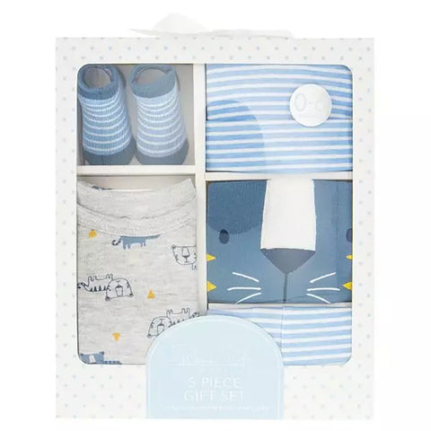 Tiger Baby Clothing Set