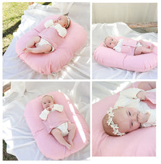 Beige Baby Lounger