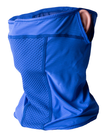 Neck Gaiter Bandana Face Mask (Blue)