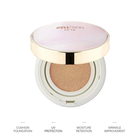 LX:TR Water Cushion, Hydrating Cushion Foundation SPF 50+