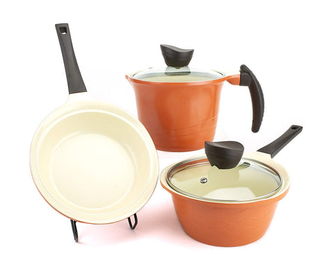 Cookware Set (Set of 5)