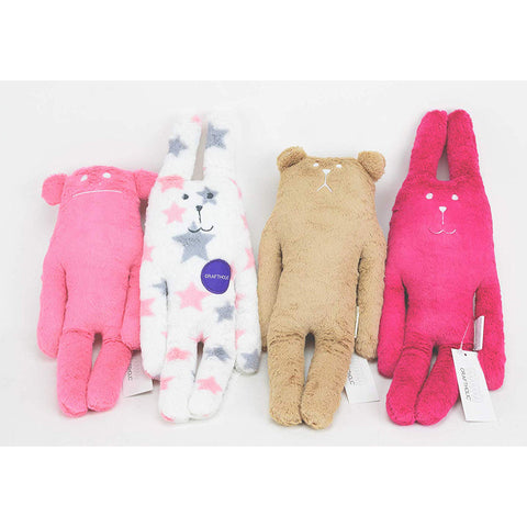 Pink Rabbit Stuffed Doll