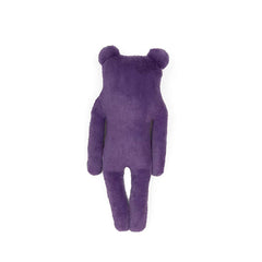 Purple Sloth Stuffed Doll