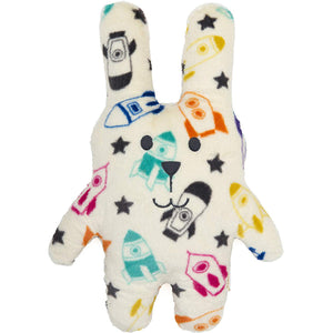 Rocket Rabbit Soft Plush Doll