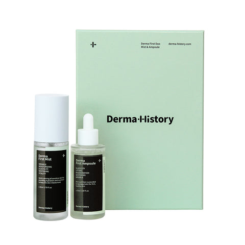 Derma First Duo (Derma First Mist 80ml + Derma First Ampoule 50ml) (set of 2)