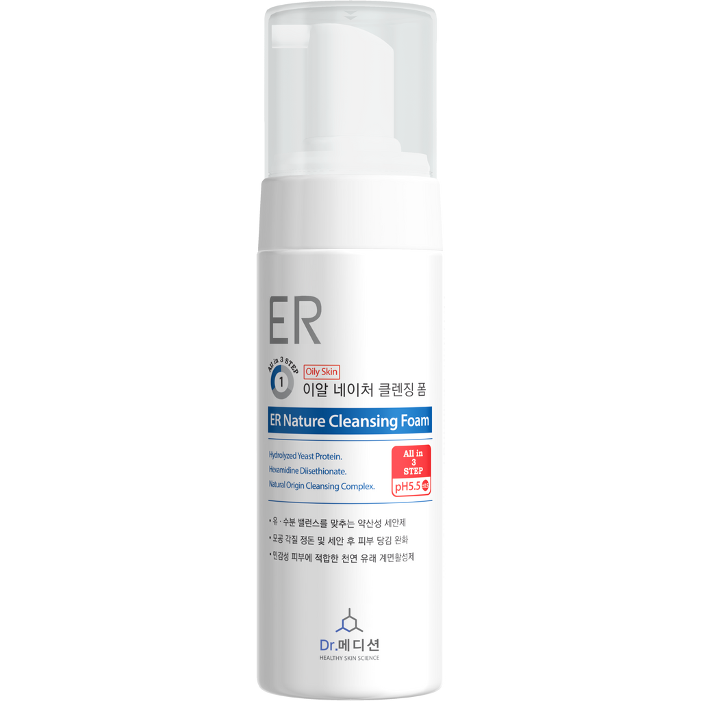 ER Nature Cleansing Foam for Oily Skin